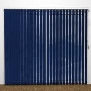 Lamellen - LUX Blau - G1006